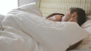 Интенсивное занятие любовью по утрам