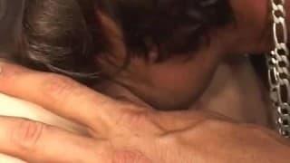 Мишель Астон очень любит секс