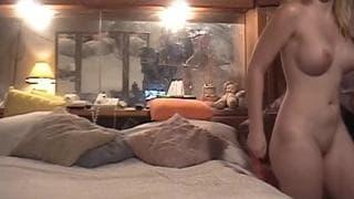 Меган Эдисон в порно со зрелым мужчиной