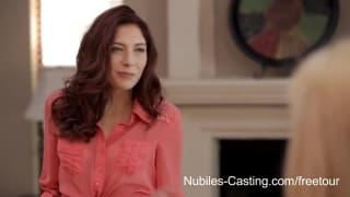 Nubiles Casting - она любит глубокий минет