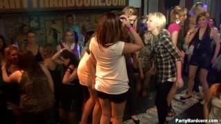 Еще одна вечеринка от Partyhardcore.com