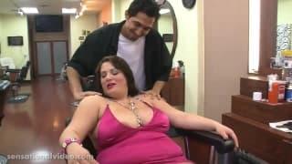 Бренди Райдер любит подпрыгивание её жира
