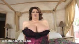 Лиза Спаркс - горячая толстушка