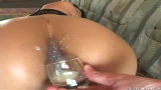 Джейд Марсела в горячей секс-тройке