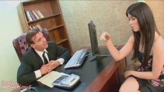 Эшлин Рей- сексуальный секретарь