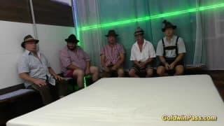 Группа людей, которые любят секс