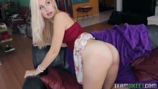 Эта красивая блондинка Алекса Грейс!