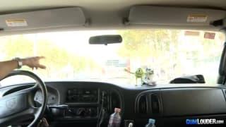 Ирис Кул трахается сегодня в фургоне