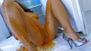 Шарлотта де Кастиль имеет жёсткий трах в жопу
