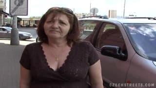 Эта чешская бабушка любит трахаться