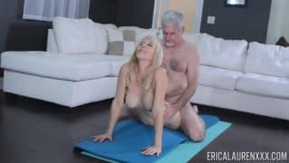 Эрика Лорен любит заниматься горячим сексом