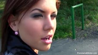 Хочу поиметь худую, русская девушка дрочнула в машине